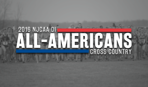 2016 NJCAA DI All-Americans Announced for Cross Country