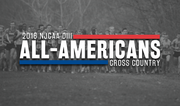 2016 NJCAA DIII All-Americans Announced for Cross Country