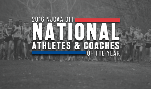 2016 NJCAA DIII Cross Country Post-Season Awards Announced