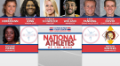 NCAA & NJCAA ITF National Athletes of the Week (December 6)