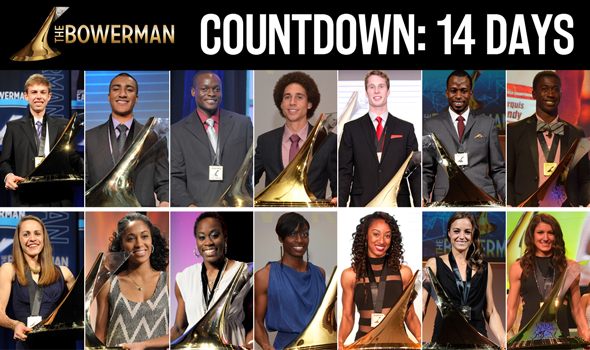 What's In The Number 14 For The Bowerman Award?