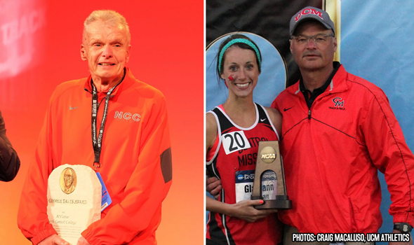 CONVENTION: Carius, Pedersen Win Distinguished Coaching Awards
