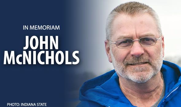 Remembering Indiana State's John McNichols