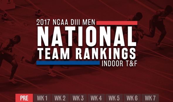 NCAA DIII Men's ITF Season Comes Into Focus With Preseason Rankings