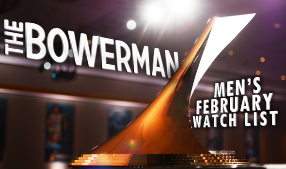 Three New Names Added To Men's February Watch List