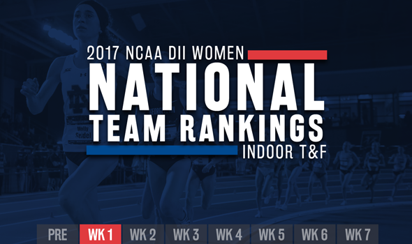 Big Movers Shake Up First NCAA DII Women's ITF Rankings Of 2017