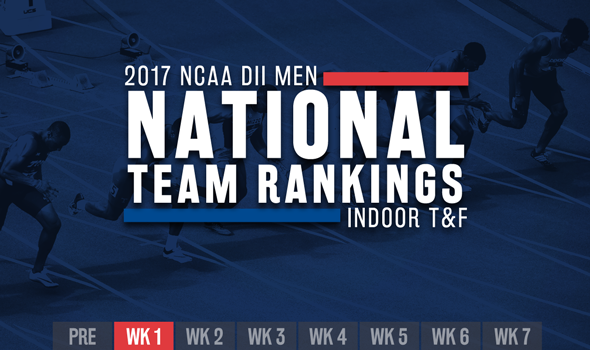 Lots Of Changes In First NCAA DII Men's ITF Rankings Of 2017