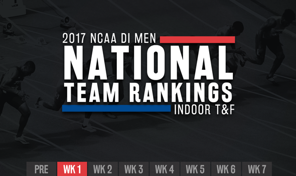 Florida Strengthens Lead In NCAA DI Men's ITF Rankings