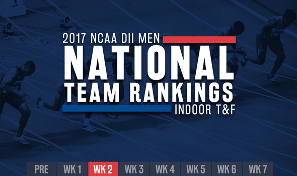 Field Gains Ground On Top-2 In NCAA DII Men's ITF Rankings