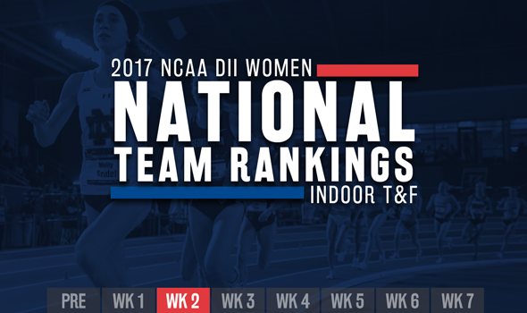Movement Galore In NCAA DII Women's ITF Rankings