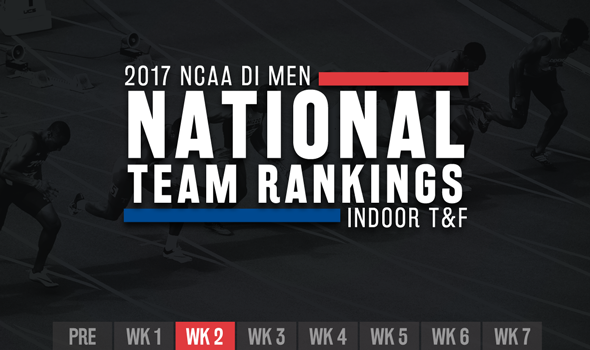 Huge Weekend Alters NCAA DI Men's ITF Rankings