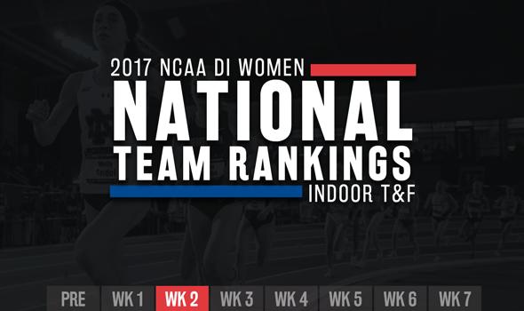 Record Strengthens Oregon's Lead In NCAA D1 Women's ITF Rankings