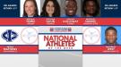 NCAA & NJCAA ITF National Athletes of the Week (January 10)