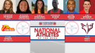 NCAA & NJCAA ITF National Athletes of the Week (January 17)