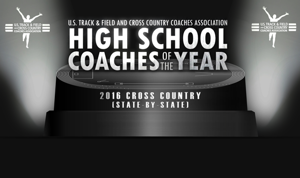 2016 High School Cross Country Coaches of the Year