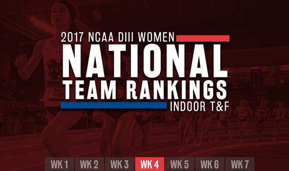 Week 4 Rankings Show It's Up For Grabs In NCAA DIII Women's ITF
