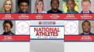 NCAA & NJCAA ITF National Athletes of the Week (February 21)