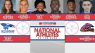 NCAA & NJCAA ITF National Athletes of the Week (Feb. 28)