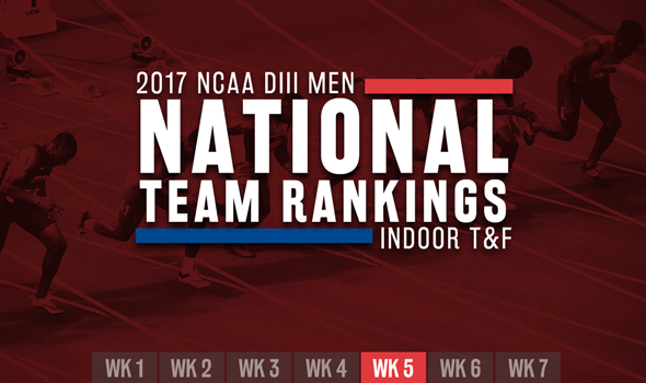 Conference Championships Shake Up NCAA DIII Men's ITF Rankings
