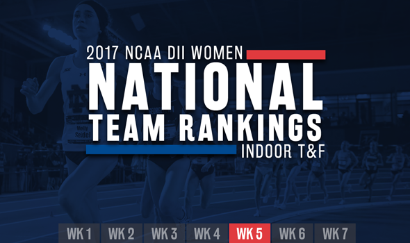 Subtle Changes Pepper NCAA DII Women's ITF Rankings