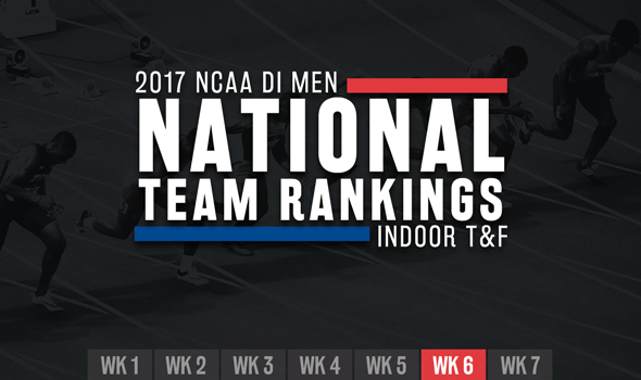 SEC Still Dominates NCAA DI Men's ITF Rankings In Week 6