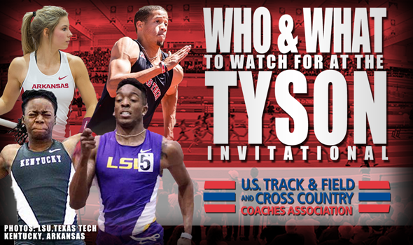 WEEKEND PREVIEW: Tyson Invitational & More