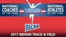 NJCAA National Award Winners For 2017 Indoor Season