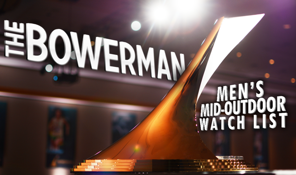 Texas A&M Makes History On Men's Watch List For The Bowerman Award