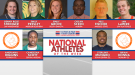NCAA & NJCAA Outdoor National Athletes of the Week (April 25)