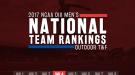 2017 NCAA DIII Men's Outdoor Team Rankings – Week 4