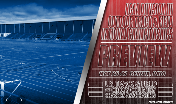 MEET PREVIEW: History Could Be Made At NCAA DIII Championships