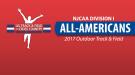 NJCAA DI All-Americans For 2017 Outdoor T&F Season
