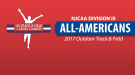 NJCAA Division III All-Americans For 2017 Outdoor T&F Season