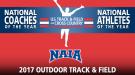 NAIA National Award Winners For 2017 Outdoor T&F Season