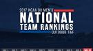 2017 NCAA DII Men's Outdoor Team Rankings – Week 10