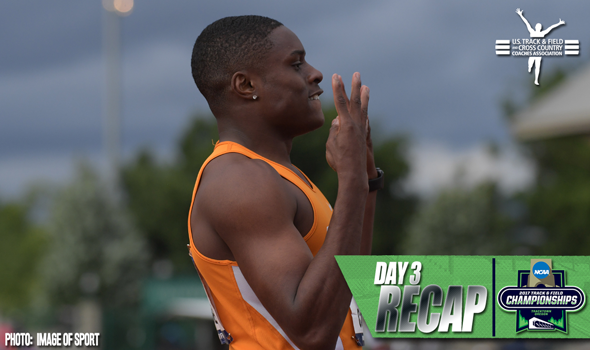 #NCAATF Notebook: Christian Coleman Leads Group Of Double ...