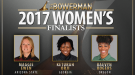 Women's Finalists Announced for The Bowerman 2017