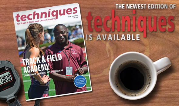 Check Out The May 2018 Issue Of Techniques Magazine
