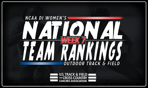 Nescas Updated List Of Special >> 2018 Ncaa Di Women S Outdoor Track Field National Rankings Week