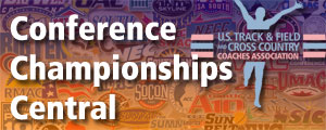 2021 Outdoor Track & Field Conference Championship Central
