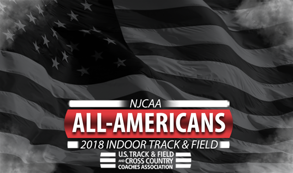 2018 NJCAA Indoor Track & Field All-Americans ::: USTFCCCA
