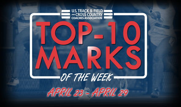 Top-10 Marks Of The Collegiate Weekend: April 23-29, 2018
